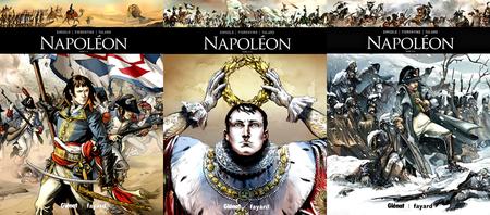 Ils ont fait l'Histoire - Napoléon - 3 Tomes