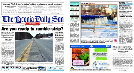 The Laconia Daily Sun – January 30, 2020
