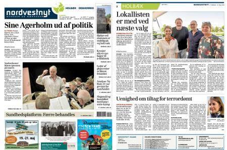Nordvestnyt Holbæk Odsherred – 15. maj 2018