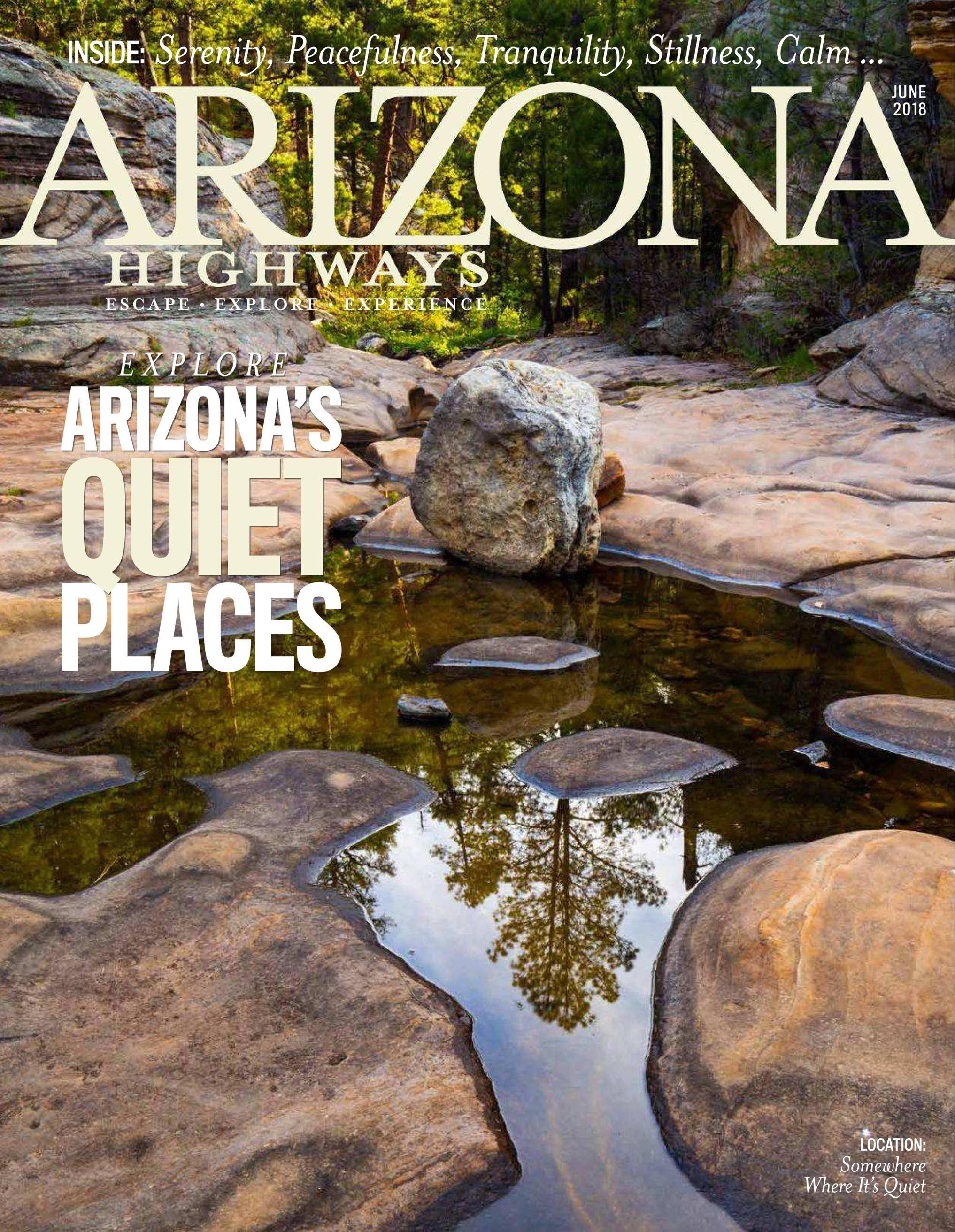 Arizona Highways - June 2018