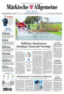 Märkische Allgemeine Dosse Kurier - 01. Oktober 2019
