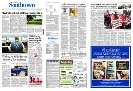 Daily Southtown – September 13, 2017