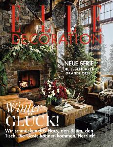 Elle Decoration Germany - November-Dezember 2019