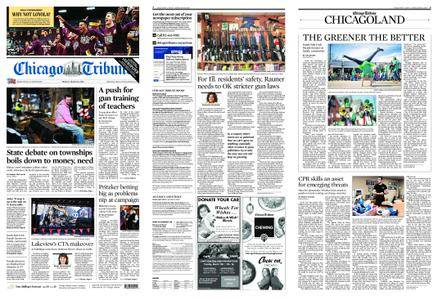Chicago Tribune – March 12, 2018