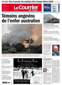 Le Courrier de l'Ouest Angers – 11 janvier 2020
