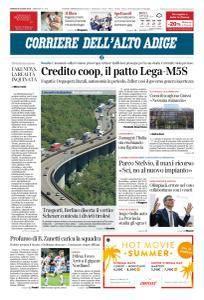 Corriere dell'Alto Adige - 8 Giugno 2018