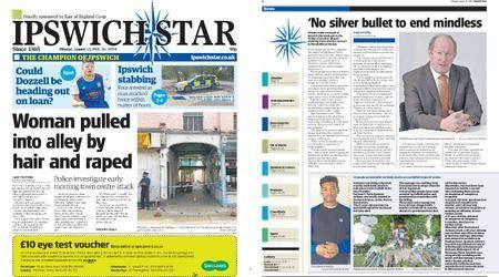 Ipswich Star – August 13, 2018