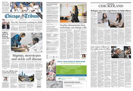 Chicago Tribune – December 30, 2019