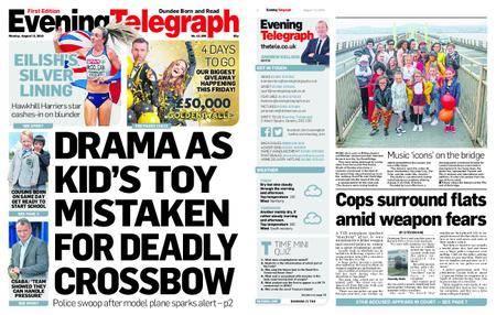 Evening Telegraph First Edition – August 13, 2018