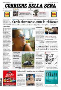 Corriere della Sera – 29 luglio 2019