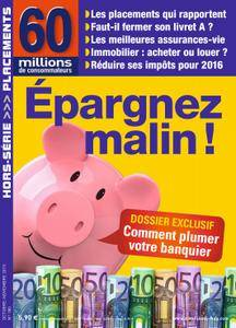 60 millions de consommateurs Hors-Série Découverte - octobre 2015