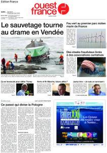 Ouest-France Édition France – 08 juin 2019
