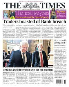 The Times - 20 December 2019