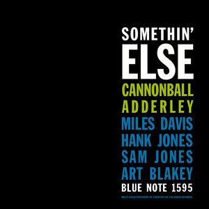 Cannonball Adderely - Somethin' Else (1958) [Analogue Productions 2009] PS3 ISO + Hi-Res FLAC {RE-UP}