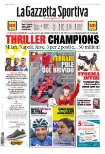 La Gazzetta dello Sport Nazionale - 23 Maggio 2021