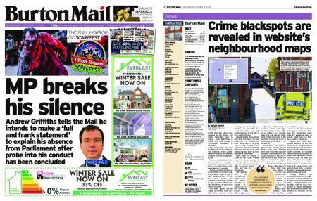 Burton Mail – October 10, 2018