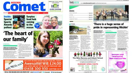 The Comet Hitchin – March 14, 2019