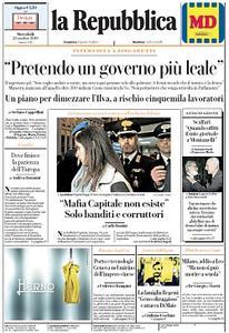 la Repubblica - 23 Ottobre 2019