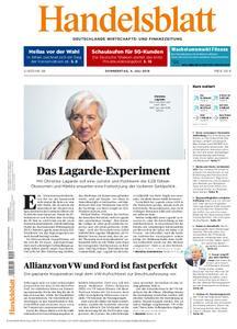 Handelsblatt - 04. Juli 2019