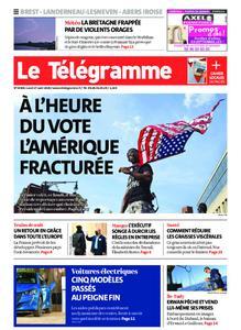 Le Télégramme Brest Abers Iroise – 17 août 2020