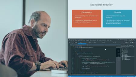 Implementing Autofac in ASP.NET