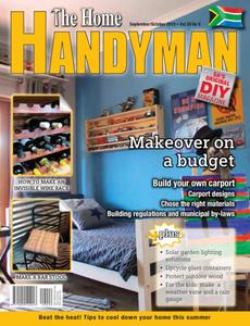 The Home Handyman - September/October 2019