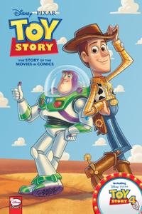 Toy Story-The Story of the Movies in Comics 2019 digital Salem