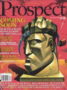 Prospect Magazine - December 1996