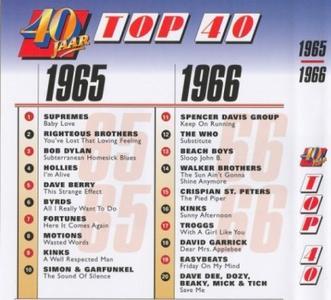 40 Jaar Top 40 - 1965-1966