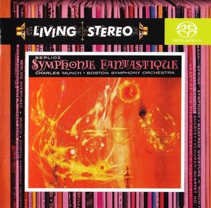 Hector Berlioz - BSO, Munch - Symphonie Fantastique (1954, SACD 2006) {Hybrid-SACD // ISO & HiRes FLAC} [RE-UP]