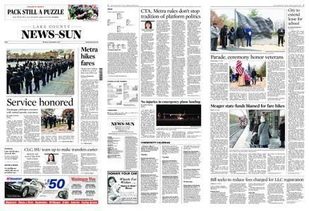 Lake County News-Sun – November 13, 2017