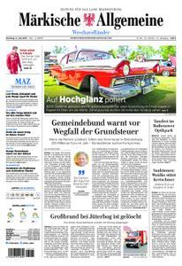 Märkische Allgemeine Westhavelländer - 11. Juni 2019