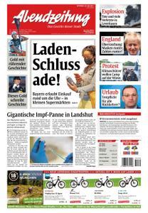 Abendzeitung Muenchen - 28 Juli 2021