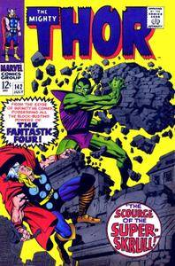 The Mighty Thor v1 142