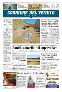 Corriere del Veneto Padova e Rovigo – 05 luglio 2019