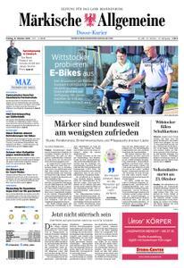 Märkische Allgemeine Dosse Kurier - 12. Oktober 2018