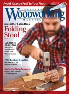 Popular Woodworking - February 01, 2018