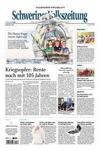 Schweriner Volkszeitung Hagenower Kreisblatt - 27. Juli 2018