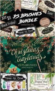 CreativeMarket - PS Brushes Bundle