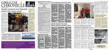 Gibraltar Chronicle – 16 August 2018