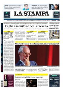 La Stampa Torino Provincia e Canavese - 19 Agosto 2020