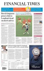 Financial Times Middle East - November 26, 2020