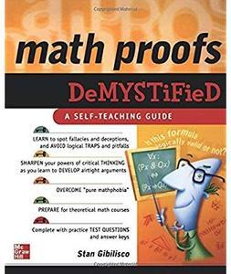 Math Proofs Demystified [Repost]