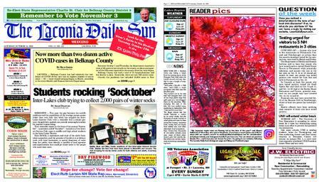 The Laconia Daily Sun – October 24, 2020