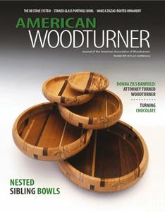 American Woodturner - December 2020