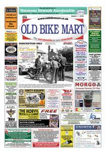 Old Bike Mart - August 2016