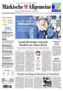 Neue Oranienburger Zeitung - 16. März 2019