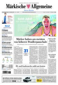 Märkische Allgemeine Dosse Kurier - 05. Oktober 2019