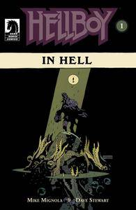 Hellboy in Hell 001 2012 digital