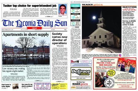 The Laconia Daily Sun – February 22, 2019